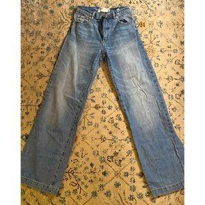JEANS 3 FOR $50 Garage wide leg jeans